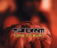 Cover Storm [DE] - Time To Burn
